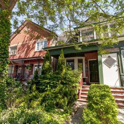 26 Muir Ave, Toronto - Home for Sale in Dufferin Grove | Kate Watson