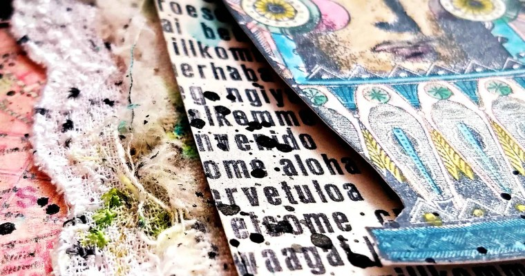 Far Off Travels : Guest Post For PaperArtsy