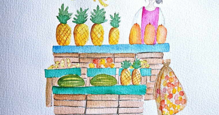 Do You Implement Daily Practices? : Watercolor Practice