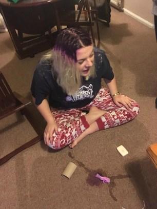 carpet catastrophe