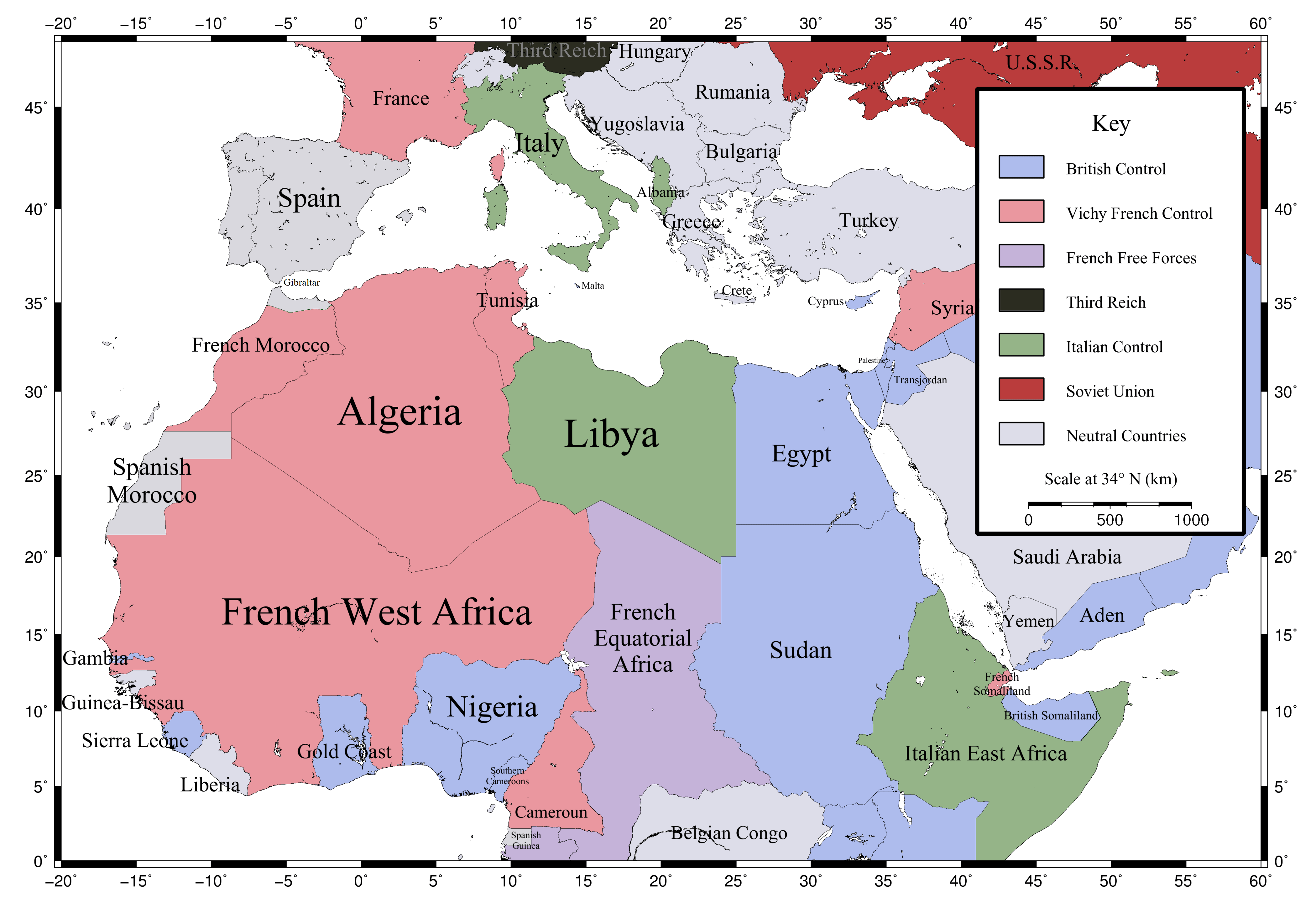 French North Africa Colonial Encounters