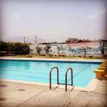 Swimming pool in el Porv