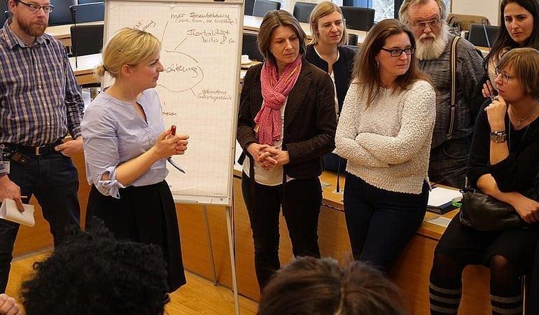 Alleinerziehenden-Vernetzung im Bayerischen Landtag: Danke für den wertvollen Input!