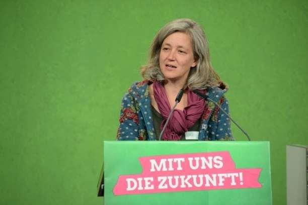 Doro Sührig unterstützt nun den Parteiausschuss, den erweiterten Landesvorstand der Grünen in Bayern.