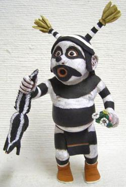 Image result for clown kachina