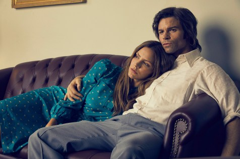 AE Networks, The Lost Wife of Robert Durst, Daniel Gillies, Katharine McPhee