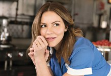 Katharine McPhee to lead West End premiere of 'Waitress' musical