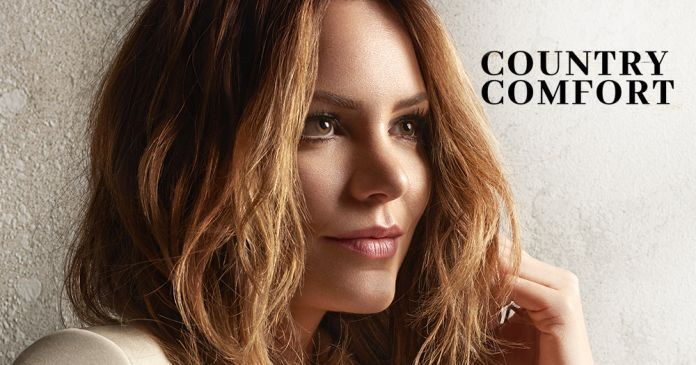 Katharine McPhee stars as Bailey in the new Netflix comedy series, COUNTRY COMFORT