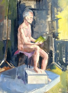 Life painting oil