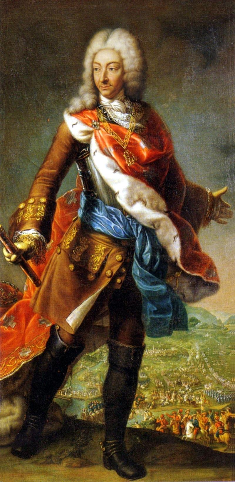 Maria_Giovanna_Battista_Clementi,_La_Clementina,_Portrait_of_Victor_Amadeus_II_of_Savoy,_during_the_siege_of_Turin_(1706),_Reggia_di_Venar