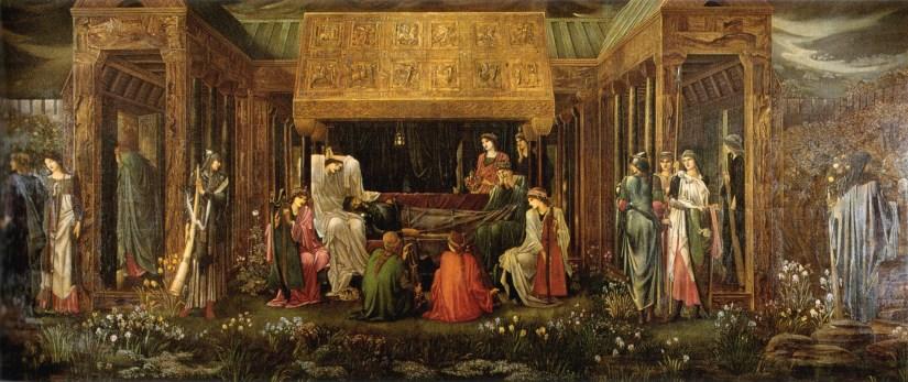 Burne-Jones_Last_Sleep_of_Arthur_in_Avalon_v2
