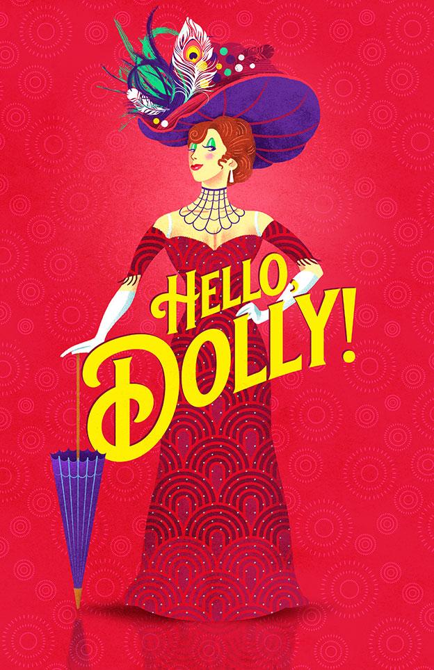 HelloDolly-Poster