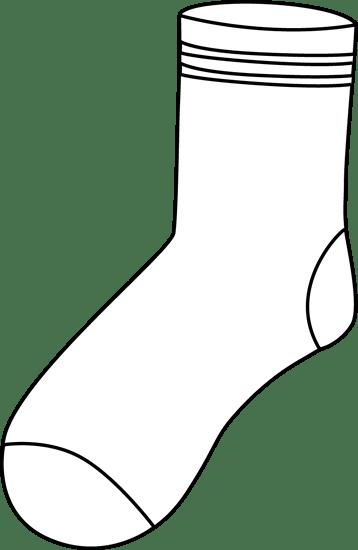 white-clipart-socks