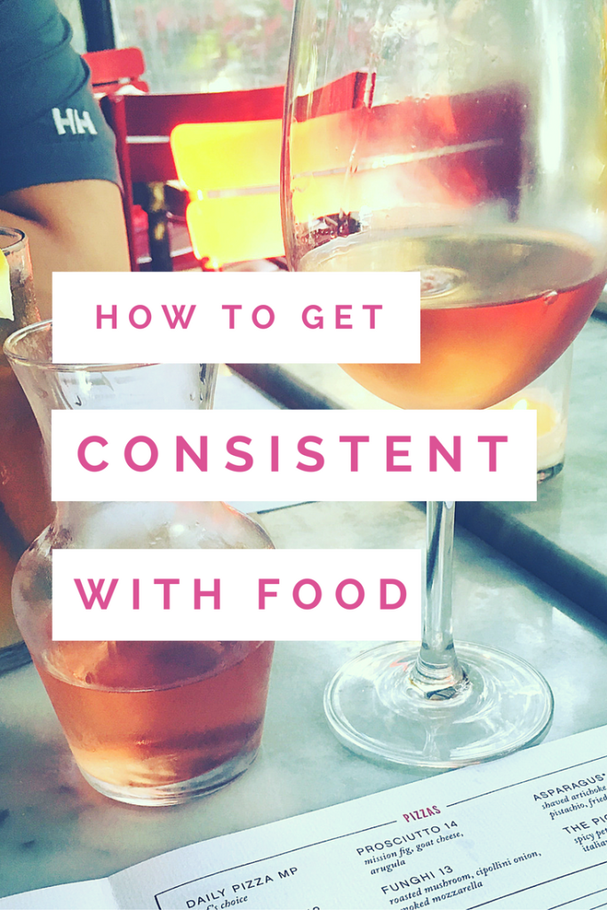 Struggling to be consistent with food? Apply the 80/20 rule to your nutrition and get consistent once and for all.