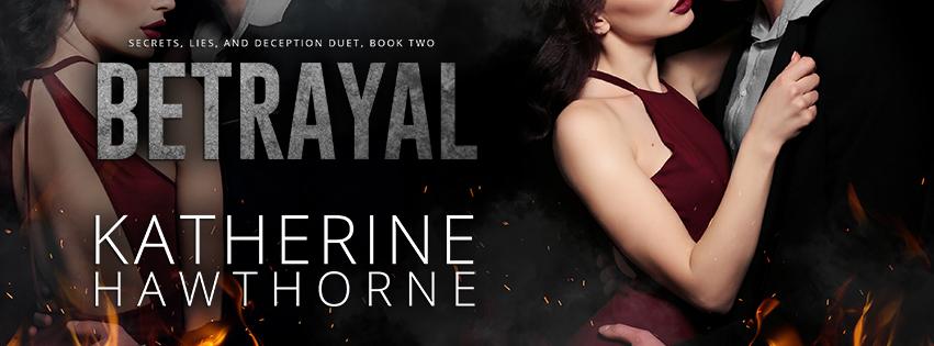 Betrayl - Katherine Hawthorne - Social Banner