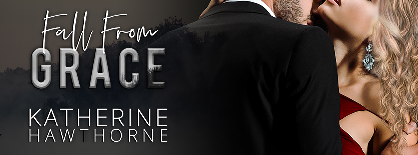 Fall From Grace - Katherine Hawthorne - Social Banner