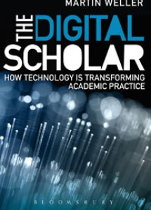 The Digital Scholar cover