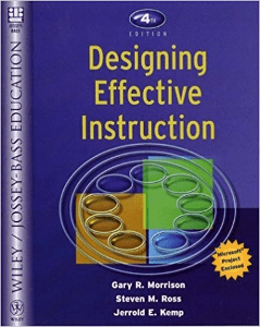 Designing Effective Instruction cover
