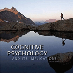 Cognitive Psychology and Its Implications cover