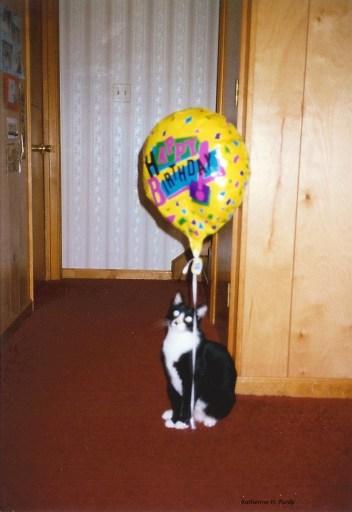 Happy Birthday from Isaac