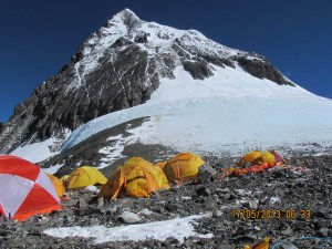 Everest Camp 4