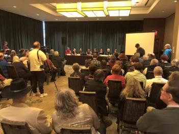 Boskone55 Panel Discussion