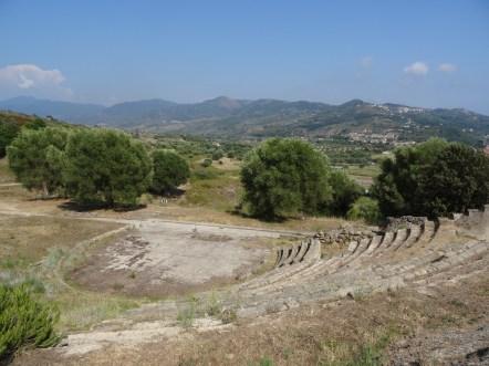 Greek in Italy