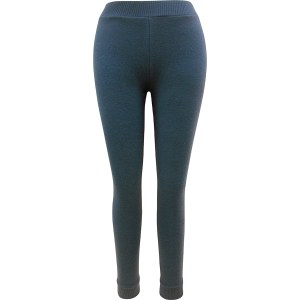Eberjey Cozy Time Legging, Gunmetal