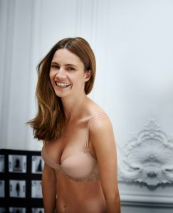 Simone Perele Delice Push-up in Nude