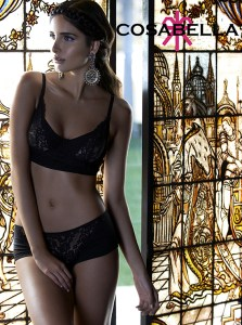 Cosabella Ravello Bra and Panty FW14