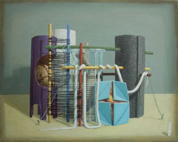 Composition with cylinders