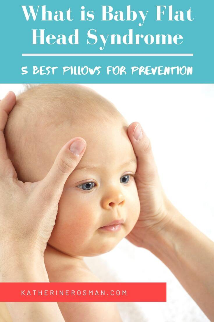 best baby head shaping pillow to