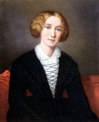 George Eliot, the nom de plume of MaryAnn Evans