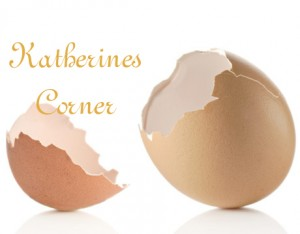 egg shells in the garden-katherines corner