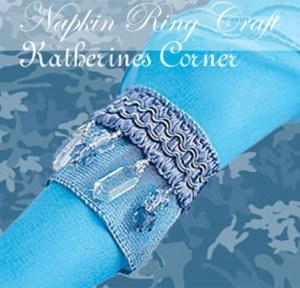 napkin ring craft katherines corner