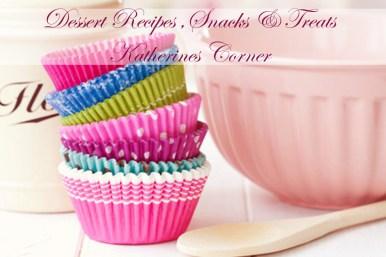 dessert recipes katherines corner