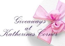 giveaways at katherines corner