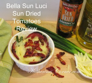 bella sun luci sun dried tomatoes review