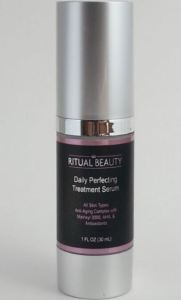 ritual beauty daily perfecting serum review