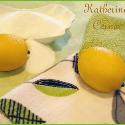 make your own cleaning supplies naturally