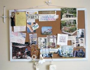 vision board katherines corner