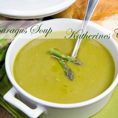 Meatless Monday Recipe Asparagus Soup