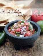 fresh salsa katherines corner