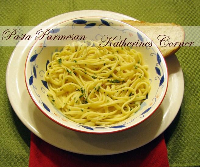 pasta parmesan katherines corner
