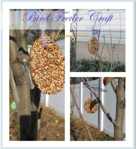 bird feeder craft katherines corner