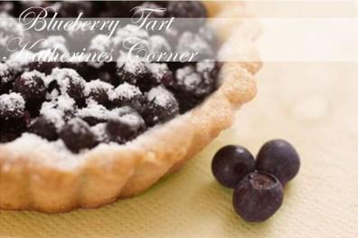 blueberry tart katherines corner