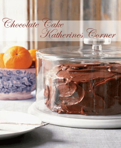 chocolate cake katherines corner
