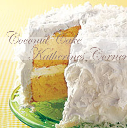 coconut cake katherines corner