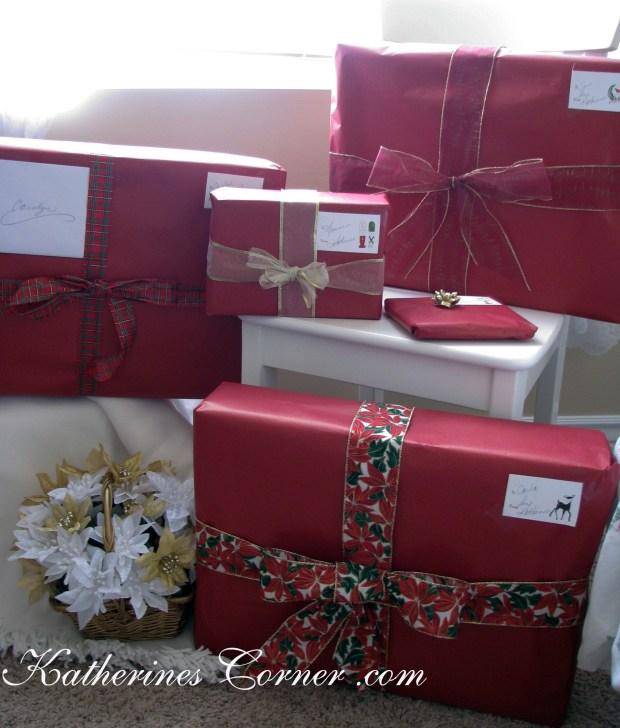 gift wrapped katherines corner