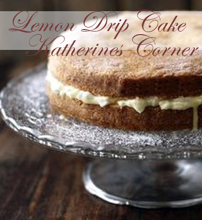 lemon drip cake katherines corner